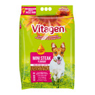 Vitagen Mini Steak Dog Food 8kg