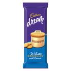 Cadbury Slab Dream With Biscuits 80g