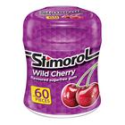 Stimorol Wild Cherry Gum Sugar Free 84g x 6