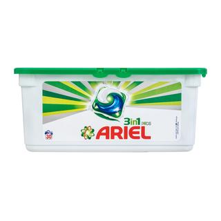 Ariel Power Capsules Auto 15s