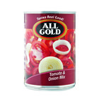 All Gold Tomato & Onion Mix 410g x 12