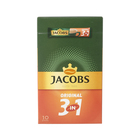 JACOBS KRONUNG INST COFF STICK 3IN1 10EA