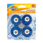 Closemyer Assorted Toilet Bl Ocks 6ea