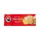 Bakers Lemon Cream Red Label Biscuits 200g