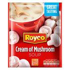 Royco Cream of Mushroom Soup 50g x 10