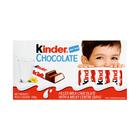 Kinder Chocolate Bar 100g