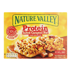 NATURE VALLEY PROTEIN SLT CAR&NUT 40GR x 4