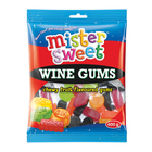 Mister Sweet Wine Gums 400g