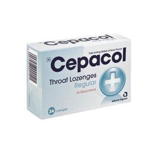 Cepacol Regular Lozenges 24