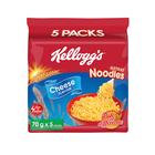 KELLOGG'S NOODLES CHEESE 5EA