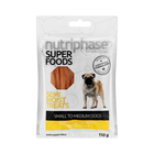NUTRIPHASE DENTAL B/NUT S/M DOG 110GR