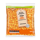 PnP Live Well Frozen Diced Carrots 250g
