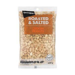 PnP Salted Cocktail Peanut 450g