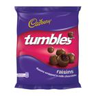 Cadbury Tumbles Raisins 200g