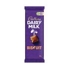 Cadbury Slab Biscuit 80g