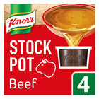 Knorr Stock Pot Beef 4 x 28g