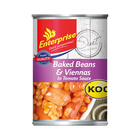 Enterprise B/bean&vienn In T/sauce 410gr
