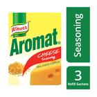 Knorr Aromat Seasoning Trio Refill Cheese 200g