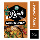 Robertsons Rajah Curry Powder Mild & Spicy 50g
