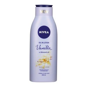 Nivea Body Lotion Vanilla 400ml