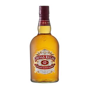 Chivas Regal 12 YO Scotch Whisky 750ml