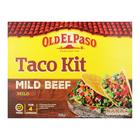 Old El Paso Mealkit Mild Beef Tacos 308g
