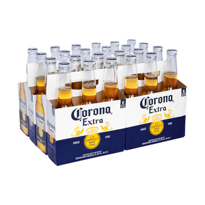Corona Extra Premium Mexican Beer 355ml x 24