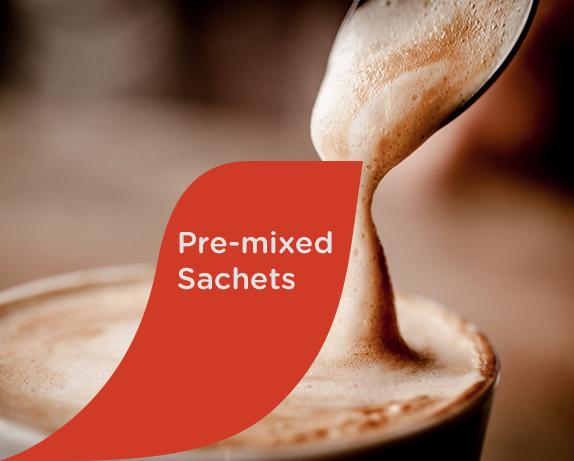 Pre-mixed Sachets