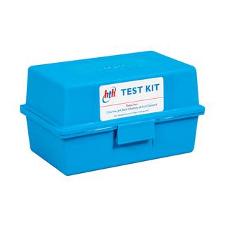 Hth 4 In 1 Test Kit