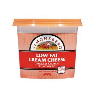 Simonsberg Smoked Salmon Flavoured Cream Cheese 230g
