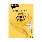 PnP Late Harvest White 5 l x 4