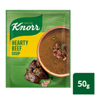 Knorr Packet Soup Hearty Beef 50g
