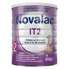 Novalac IT 2 Infant Formula 800g