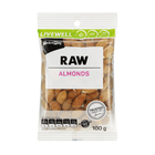 PnP Live Well Raw Almonds 100g