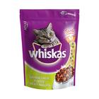 Whiskas Croquettes Dry Cat Food Meat Flavour 1kg