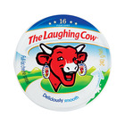 The Laughing Cow Wedge Plain 240g