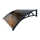 Duolite Awning 1.2m Frosted Bronze