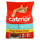 CATMOR CATFOOD TUNA ADULT 4KG