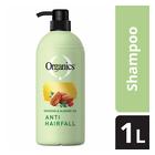 Organics Anti-hairfall Hair Shampoo 1l x 6