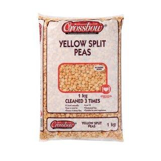 Crossbow Yellow Split Peas 1kg