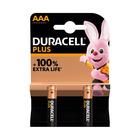 Duracell Batteries Power Plu s AAA 2 2