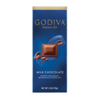 GODIVA MILK CHOCOLATE 90GR