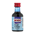 Moir's Food Colour Sky Blue 40ml