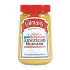 Colman's Mild American Mustard 167g