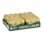 Amstel Lager Cans 330ml x 24
