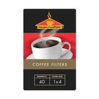 Perco Coffee Filter Bags 1 X 4 40ea
