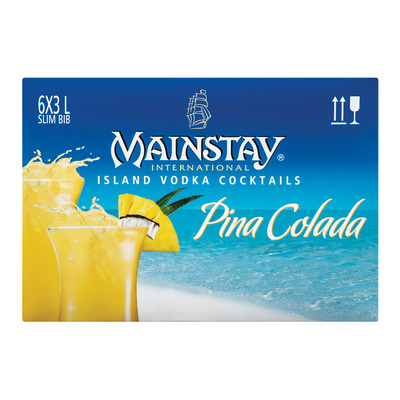 42ee8e412d Mainstay Pina Colada Cocktail 3 l | each | Unit of Measure | Pick n ...