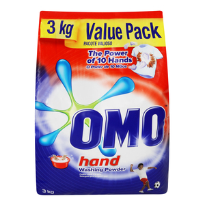 OMO Hand Wash Powder Multiactive 3kg