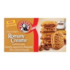 Bakers Romany Creams Cappuccino 200g x 12