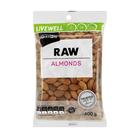 PnP Live Well Raw Almonds 400g
